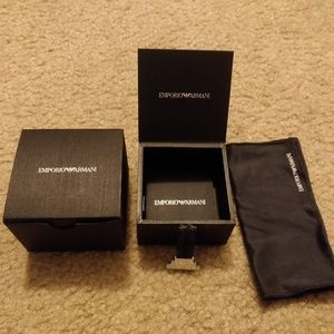 Emporio Armani keychain box